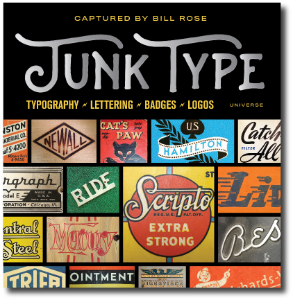 Image result for junk type book