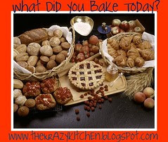 What Did You Bake Today? ~  Kristen