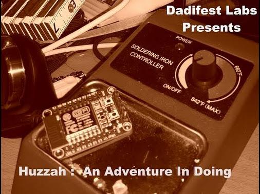 Dadifesto Labs : Setting up the Adafruit Huzzah ESP 8266