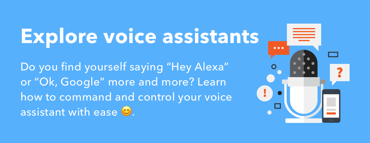 Applets for voice assistants