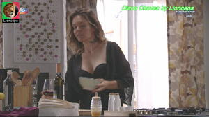 Diana Chaves sensual em vários trabalhos