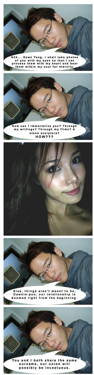 Swifty and Dawn Yang's Tragic Romance