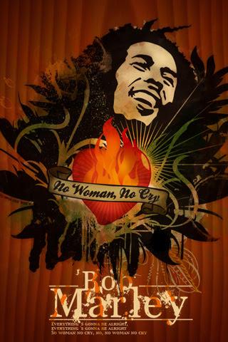 Bob Marley Wallpaper Iphone