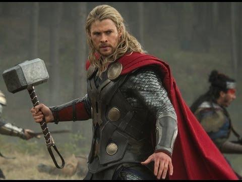Oh Yeah: Trailer Thor : The Dark World