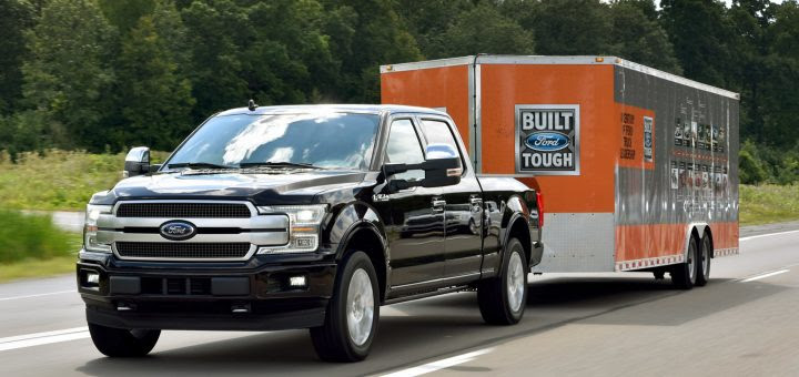 Ford F 150 10 Speed Transmission Subject Of New Lawsuit