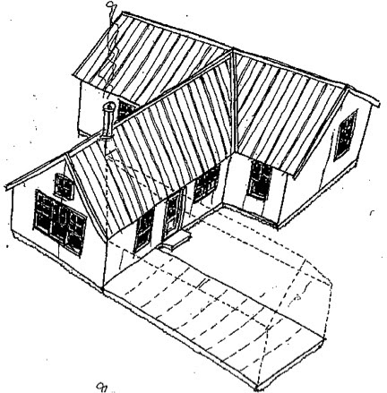 Designs And Sample Plans For Firstday Cottage House Kits