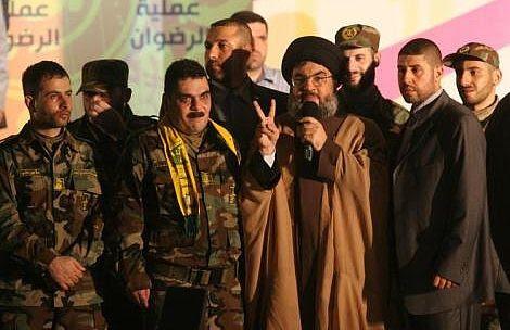 Hassan Nasrallah und seine Freunde