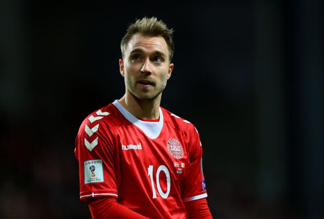 Denmark v Republic of Ireland â€