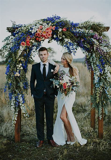 26 Floral Wedding Arches Decorating Ideas   Deer Pearl Flowers