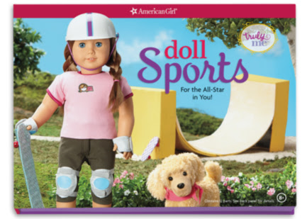 Doll Sports Book
