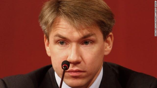 FIFA pide un cambio en Rusia pese a palabras antigay del organizador del Mundial