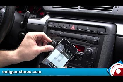 Audi A4 B6 Radio Bluetooth