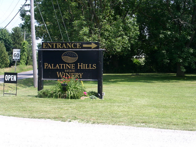 Palatine Wineries - July 2011 - Niagarawatch.com
