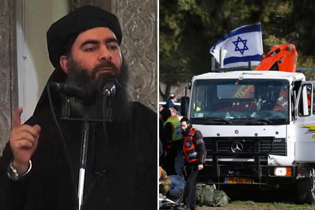 Risultati immagini per JERUSALEM ISIS SOLDIER