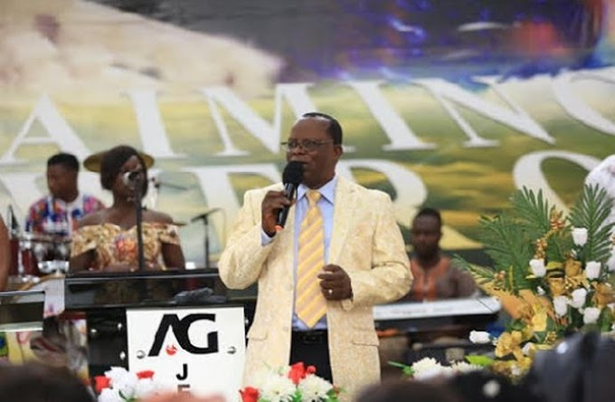 Shocking: Pastor Stabbed To Death During Church Service By His Own Nephew