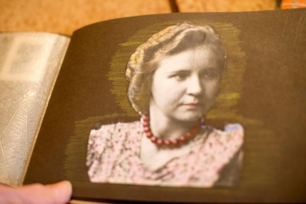 Margot Woelk, a provadora de comida de Hitler