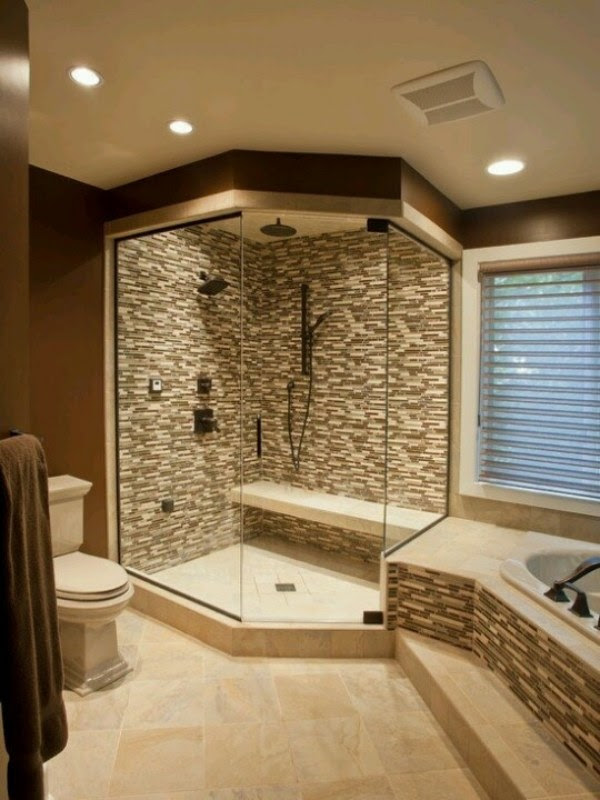 Cool Shower Designs That Will Wake Up All Of Your Senses