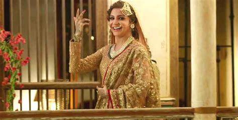 Anushka Sharma Wore A 17 Kilo Lehenga For Ae Dil Hai