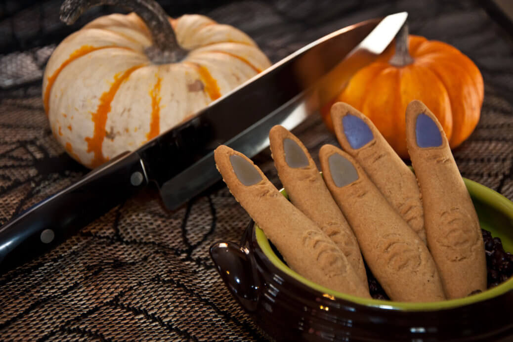 Witches Brew Finger Sugar Cookies – Do You Bake