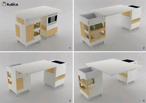 Livable Luxury: 14 Creative Kitchen Interior Designs   Urbanist