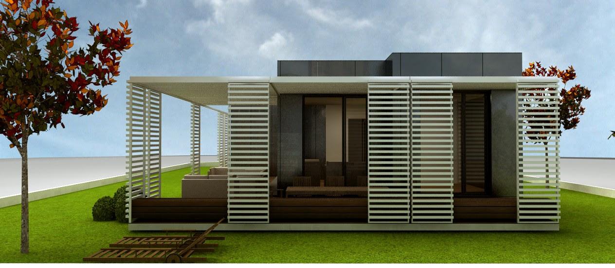 Casas de madera prefabricadas precio casas modulares - Precio casas modulares ...