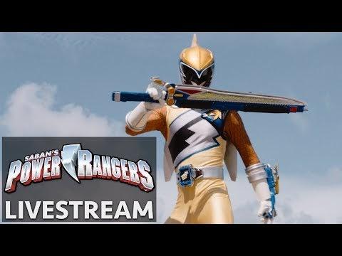 Nickalive Power Rangers Live Stream 8