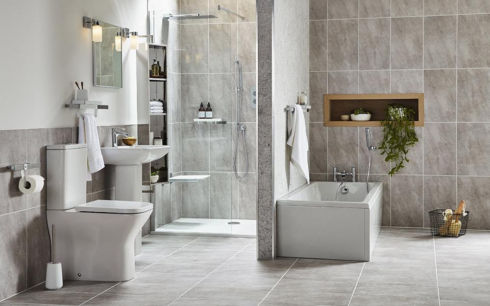 Bathroom makeover: an easy redesign