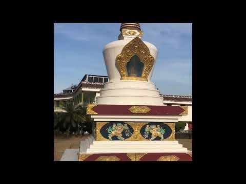 Travel Vlog- Mindrolling Monastery Dehradun