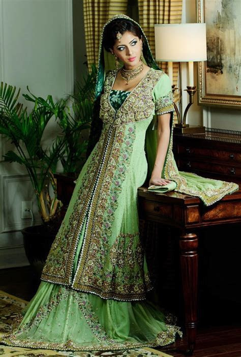 Luxury Bridal Dresses By Pakistani Fashion Designers