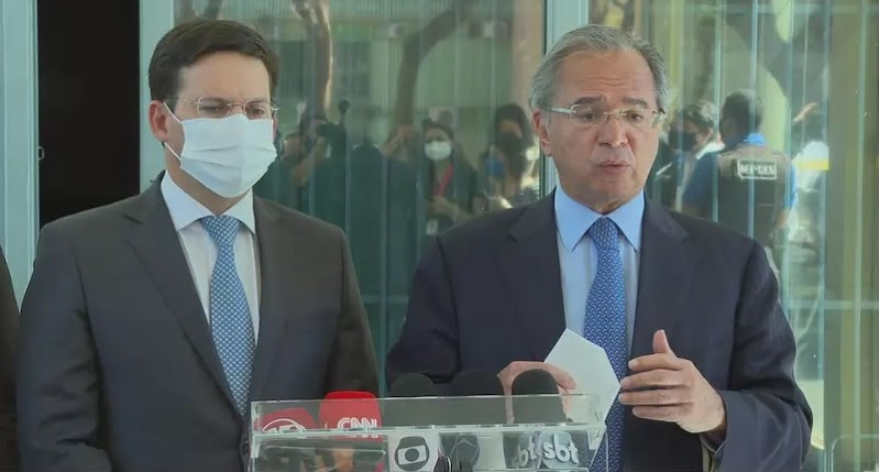 Reforma tributária fará super-ricos pagarem mais impostos, afirma Paulo Guedes