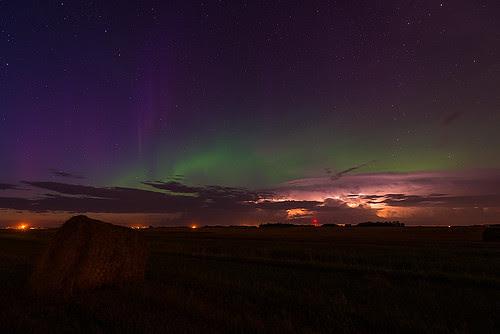 Thunderstorm Aurora