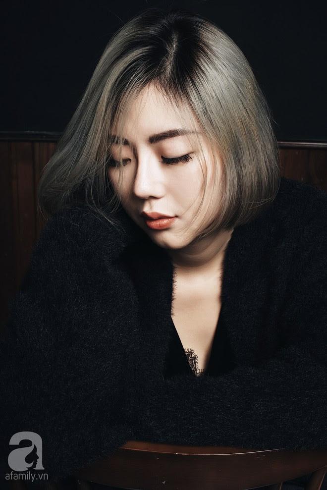 Hán Minh Hằng - cô nàng quyết định thay trời hành đạo nhan sắc vì không muốn mình cứ xấu mãi - Ảnh 4.