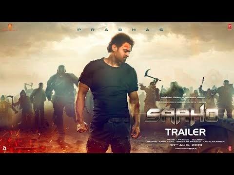 Saaho Hindi Movie Trailer
