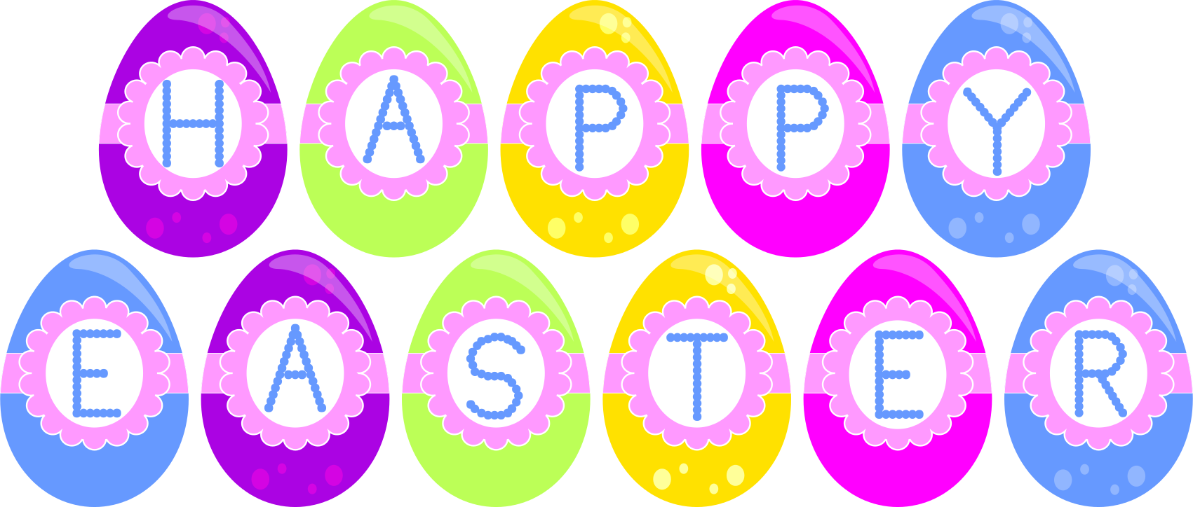 Happy Easter Clipart At Getdrawingscom Free For Personal Use