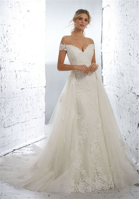 Luciana Wedding Dress   Style 1714   Morilee