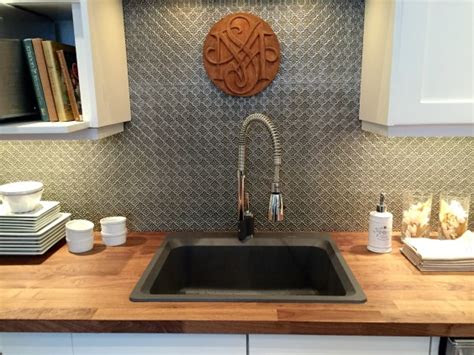 vinyl wallpaper kitchen backsplash gallery