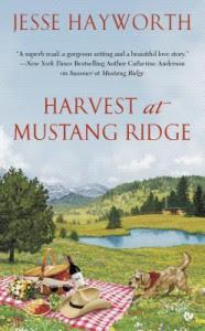 Harvest at Mustang Ridge - Jesse Hayworth