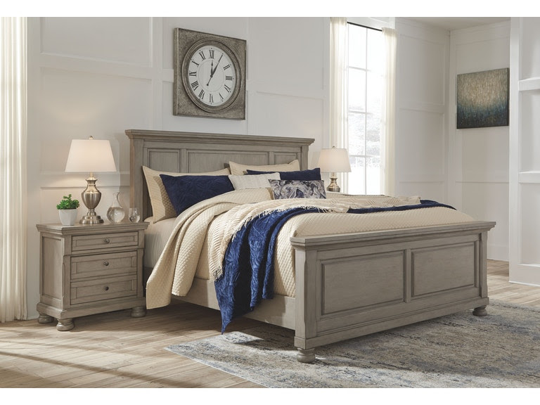 Signature Design By Ashley Bedroom Cal King Rails B733 94 Haynes