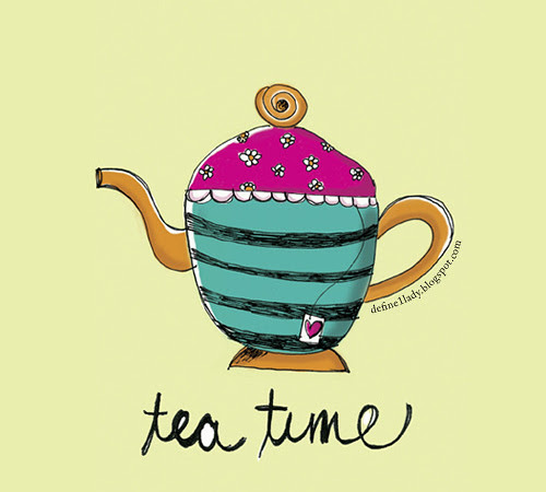 It's All About Tea Time!