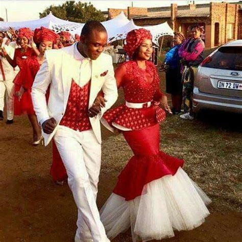 The 25  best Zulu traditional wedding dresses ideas on