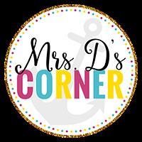 Mrs. D's Corner
