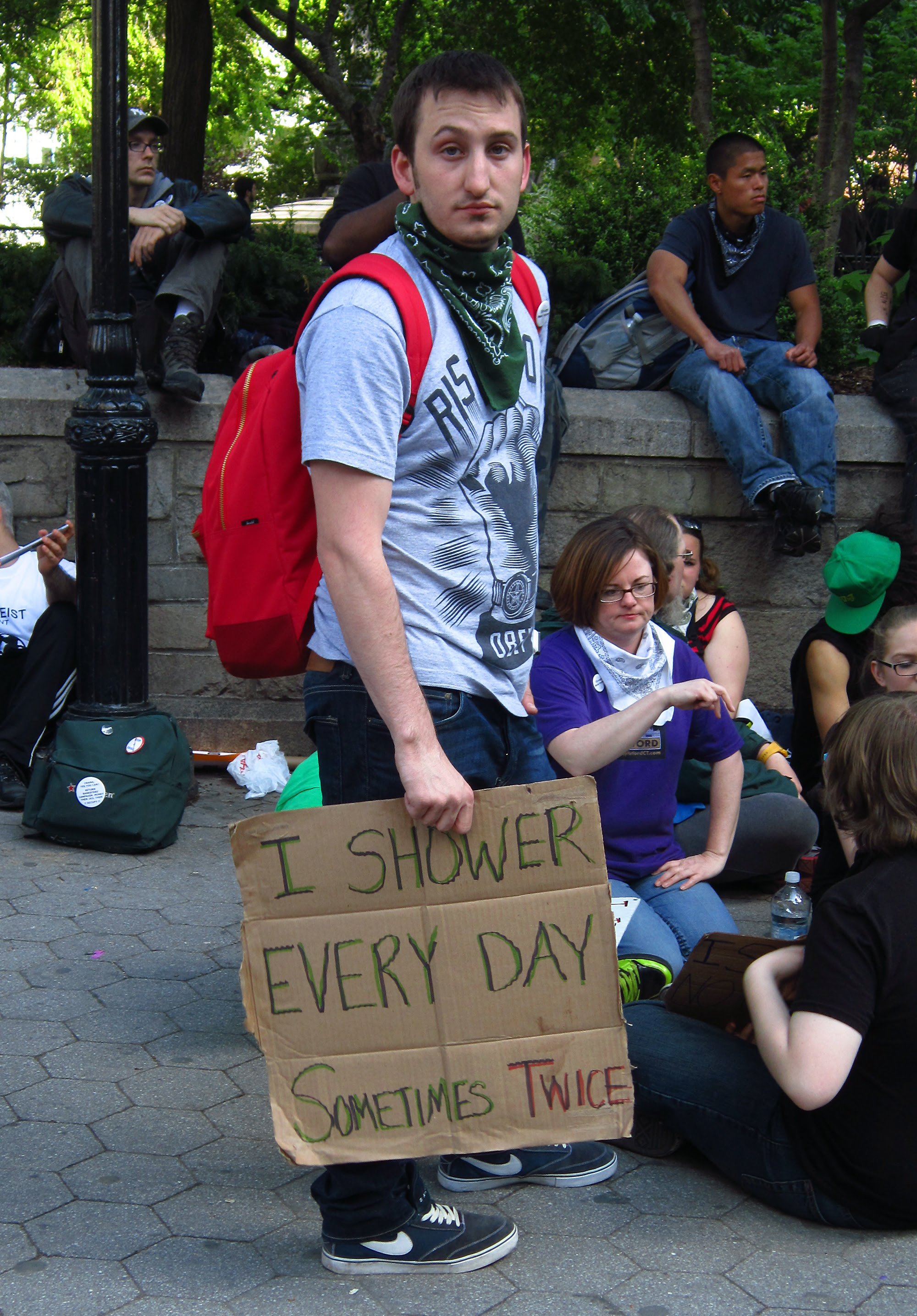 May Day - Union Square