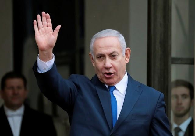 Netanyahu desembarca no país para participar da posse de Jair Bolsonaro