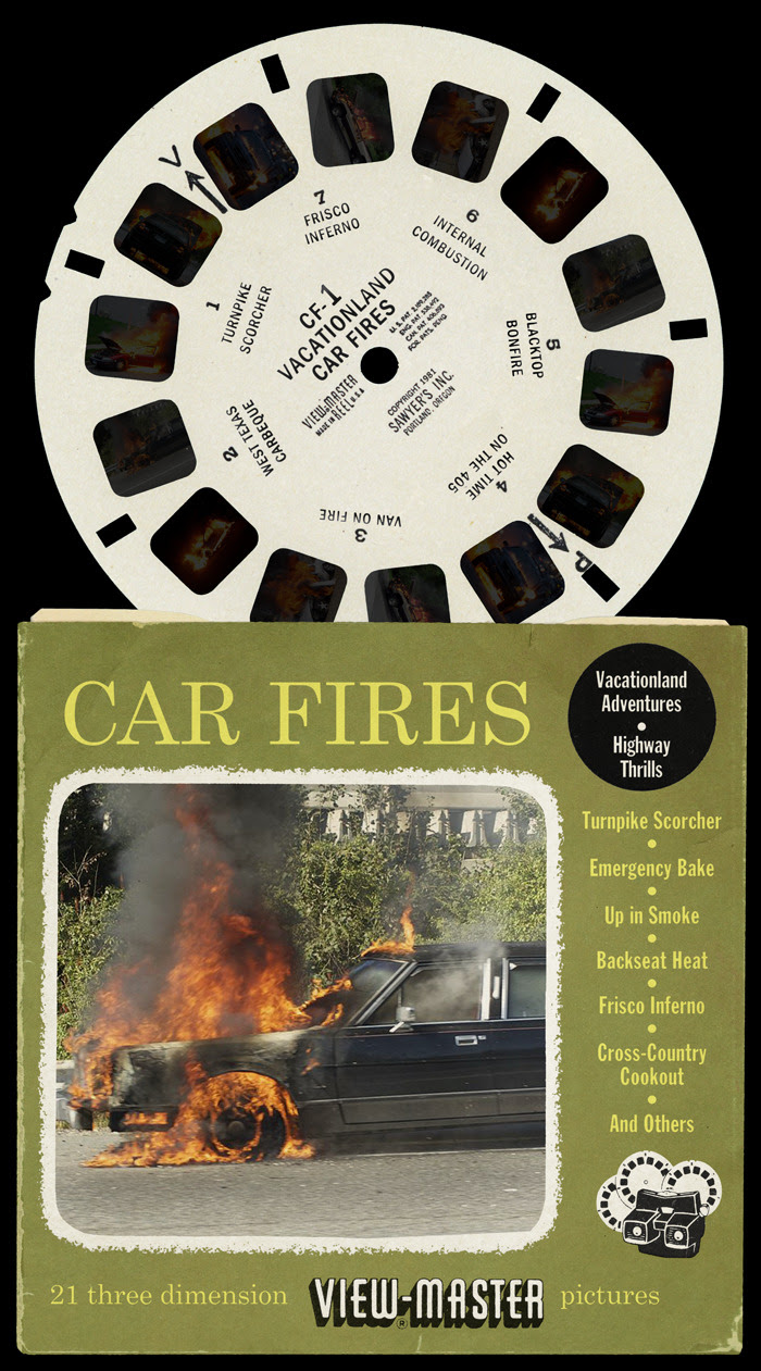 Vacationland Adventures: Car Fires