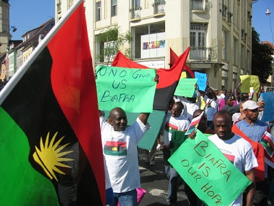 IPOB Threatens to Take Up Arms Against Buhari