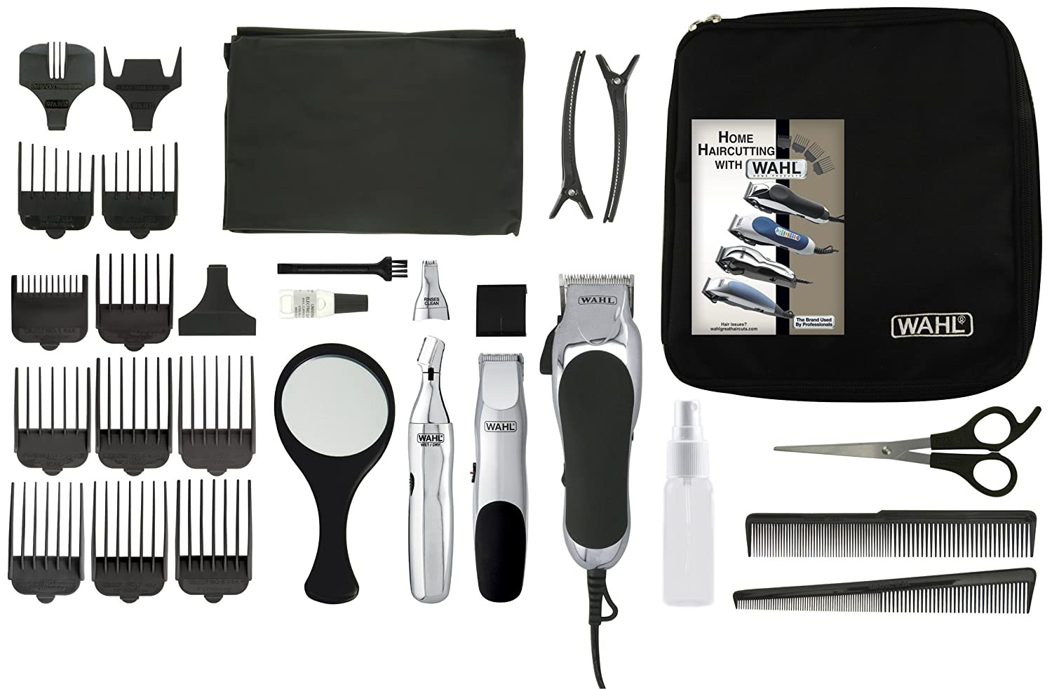 Wahl Professional Hair Cutting  Kit  30 Piece Trimmer