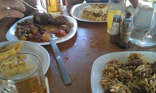 taverna meal