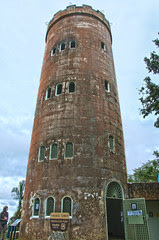 Yakahu Tower in El Yunque National Forest