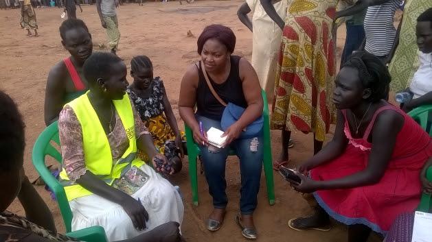 Sally Nyakanyanga