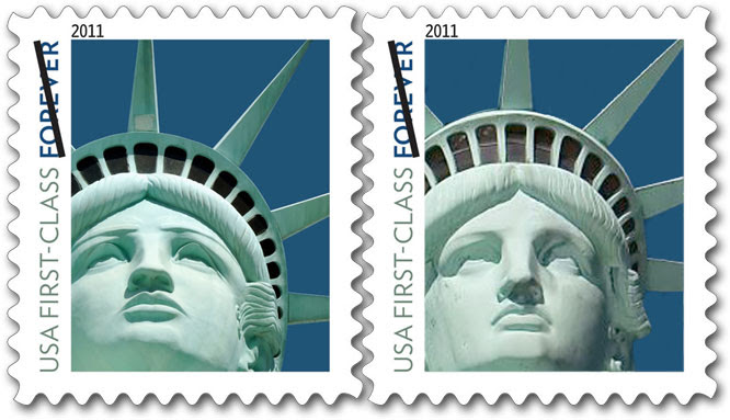 statue of liberty stamp. Statue of Liberty Stamp